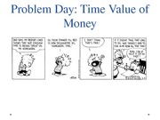 Problem Day Time Value of Money 2.6.12 v3.1 - clean