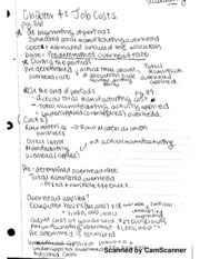 Accounting 2200 Chapter 4 Notes