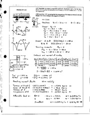 581_Mechanics Homework Mechanics of Materials Solution