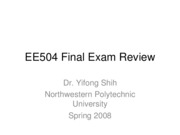 L14.2 Finals Review