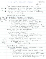 GY 110 Resource System Notes