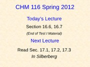 7 CHM116A Lecture 7-Student (revised)