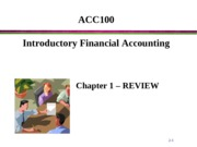 CACC100 Porter Chapter 2 - Student Copy