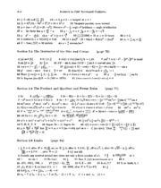 Calculus Solutions 3