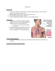 #10 Tuberculosis .docx