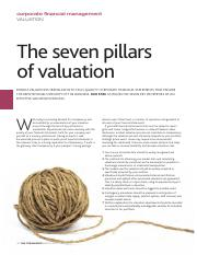 [ACT] The seven pillars of valuation.pdf