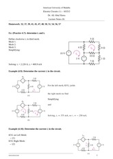 Lecture Notes (8) - 103212 S Mesh