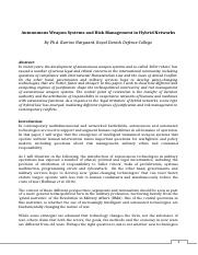 Autonomous_Weapon_Systems_and_Risk_Management_in_Hybrid_Networks (1).doc