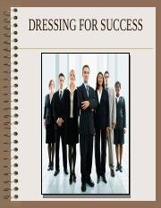 Dress for success BFP [Autosaved]