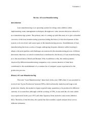 82115374_Review_of_Lean_Manufacturing.docx