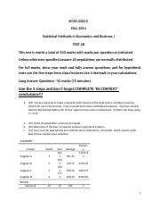 2202 FALL 2014 TEST 2B SOLUTIONS.docx