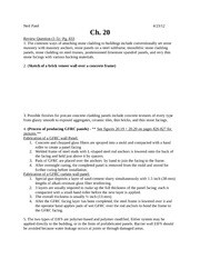 Ch. 20 Review Questions