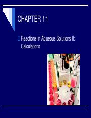 CHAPTER 11 Reactions in Aqueous Solutions Calculation.pdf