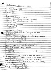 mechanical and electrical vibrations notes