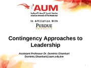3_-_Contingency_Approaches_to_Leadership
