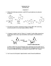 Chem 502 - 2016 Nucleic Acids Assignment 3.pdf
