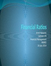 9 EFM_MSREE_lec9_Financial ratios_2014