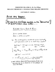CHEM 281 2011-3 Lecture Notes 17 - WEEK 6