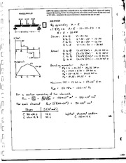 572_Mechanics Homework Mechanics of Materials Solution