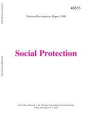 Ref_VDR2008_Social Protection