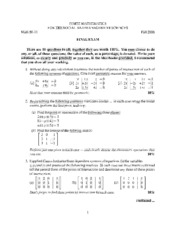 Final(Fall06)solutions