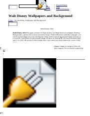 Walt Disney Wallpapers and Background.html
