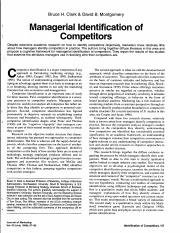 9. Managerial Identification of Competitors.pdf