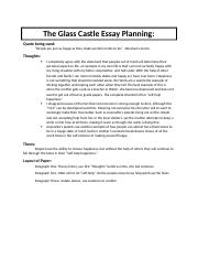 The Glass Castle Essay Planning.docx