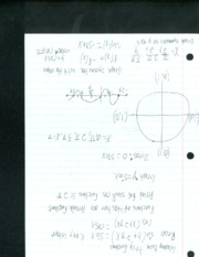 Trigonometry Notes 4