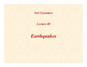 SD-Lecture08-Earthquakes