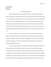 the yellow refridgerator essay3