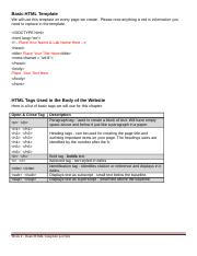 Basic HTML Template Reference Sheet (1).docx