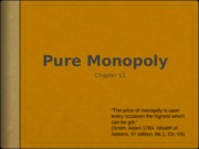 Chapter12-micro Monopoly.pptx