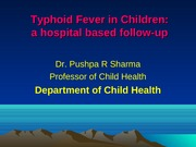TYPHOID_FEVER_IN_CHILDREN