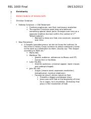 REL 1000 Exam 3 Notes.docx
