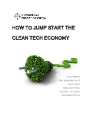 Group1_How to Jump-start the Clean Technology.pdf