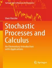 Stochastic Processes and Calculus.pdf