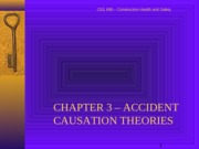 06Ch03AccidentTheories-CH 3