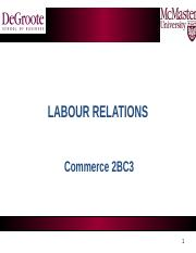 2BC3-Fall+2016-Lecture+11-Labour+Relations