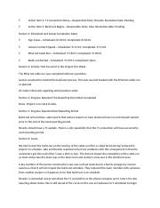 Project Management Notes (Page 221-222)