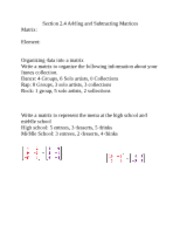 Section-2.4-Adding-and-Subtracting-Matrices