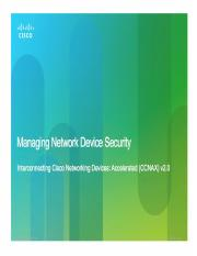 Module 3 - Managing Device Network Security.pdf