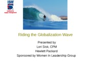 Riding the Globalization Wave final  with notes latest