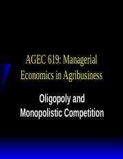 Chapter_27_OligopolyMonopolistic Competition_revised