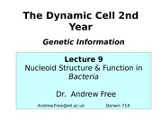 TDC2 Lecture 9 2014_Rev