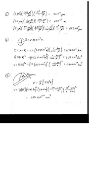 PHYS1100_Spring2007_Chapter_1_Homework_Solutions