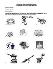 Heat-transfer-worksheet-4.pdf - Worksheet Methods of Heat ...