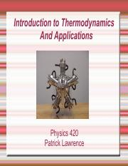 LECTURE-Thermo