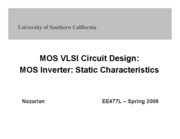 CHAPTER5InverterStatic-EE477-Nazarian-Spring09