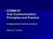 Chapter 5_Intrapersonal Communication-1